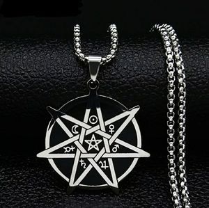 Gothic Star Necklace